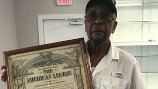 DeLand Purple Heart recipient dies