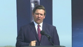 Gov. DeSantis announces new rocket company at Cape Canaveral