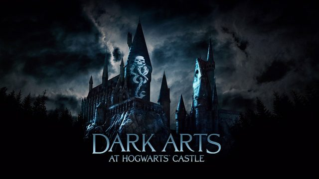 Harry Potter Dark Arts Show