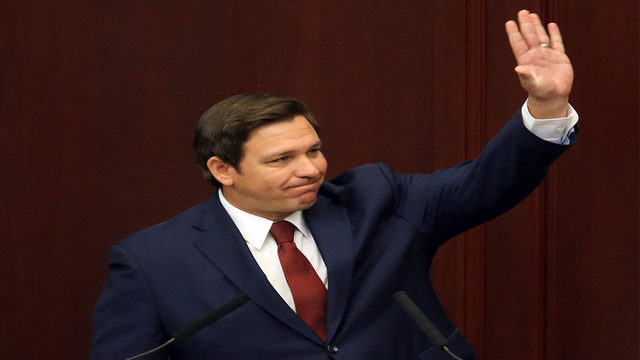 Gov. Ron DeSantis to hold bill signing ceremony in Merritt Island
