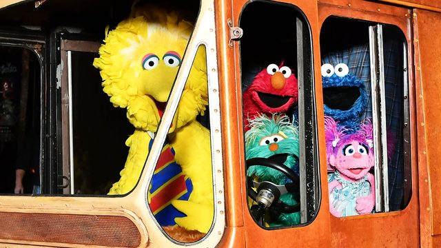Children who watched 'Sesame Street' perform better in school, study says