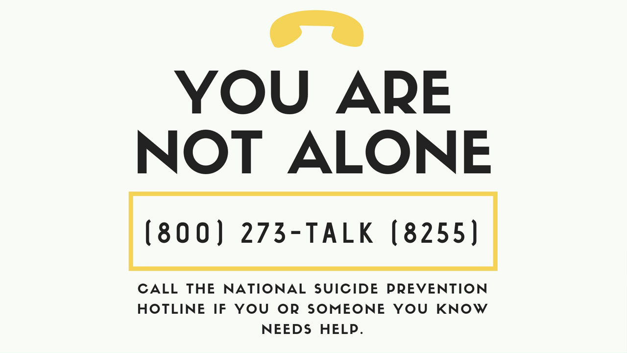 Suicide prevention: Spotting the warning signs and getting help