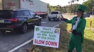 Don't test your luck: Don't drive drunk this St. Patrick's Day weekend