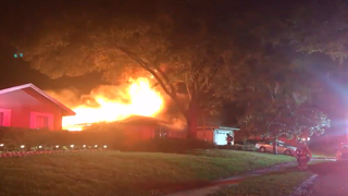 Father, son die in Seminole County house fire
