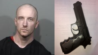 Man who threatened to shoot officers arrested after standoff, police say