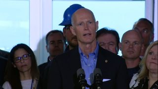 Sen. Scott announces $140 million investment in state's ports