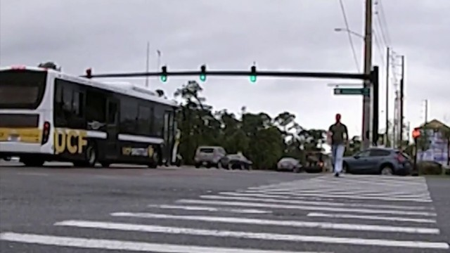 Orange County deputies crack down on drivers failing to yield for pedestrians