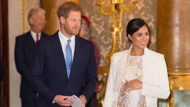 Odds are new royal baby's name could be Diana if it's a girl