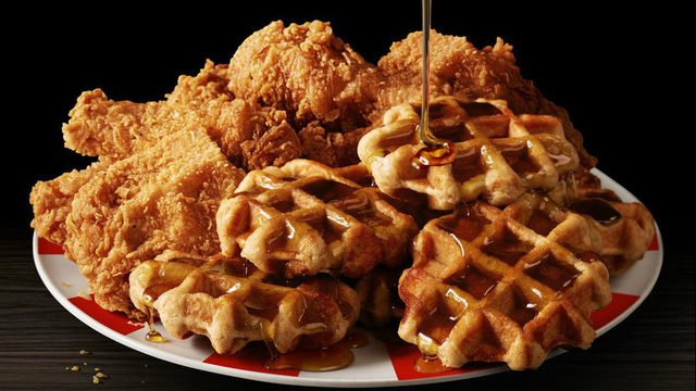 Celebrate National Waffle Day at these Central Florida eateries