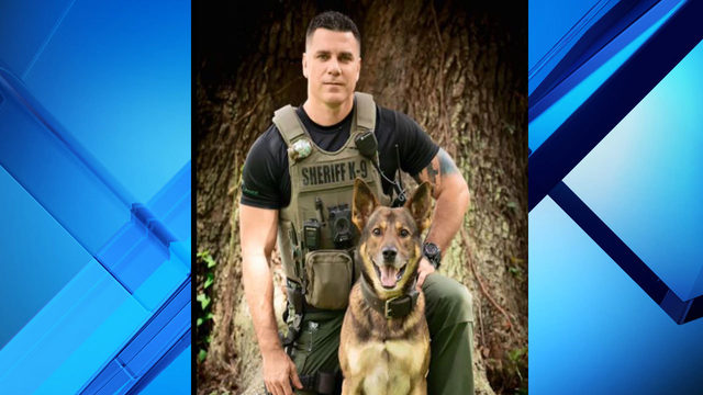 Watch: Crime fighting Marion County K-9 sniffs out burglary suspects