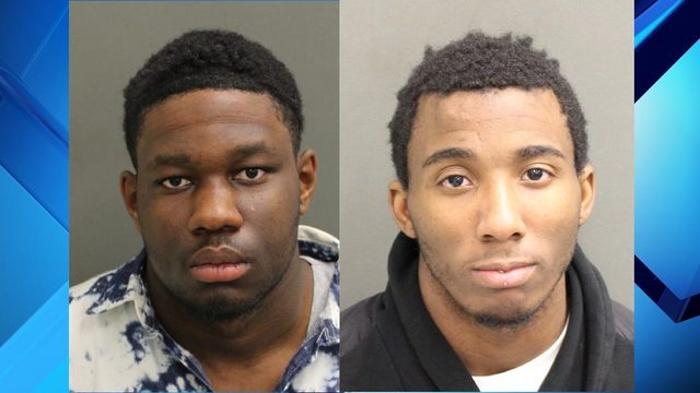 Three accused of holding pizza delivery man at gunpoint
