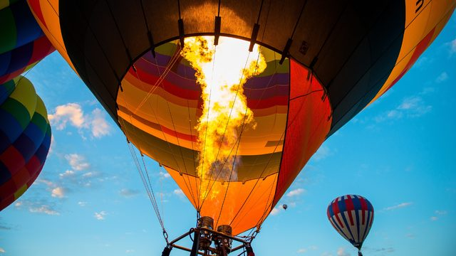 Stolen hot air ballon recovered in Florida, a first for local deputies