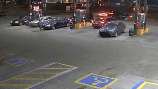 Surveillance video released in triple shooting after Sumter County block party