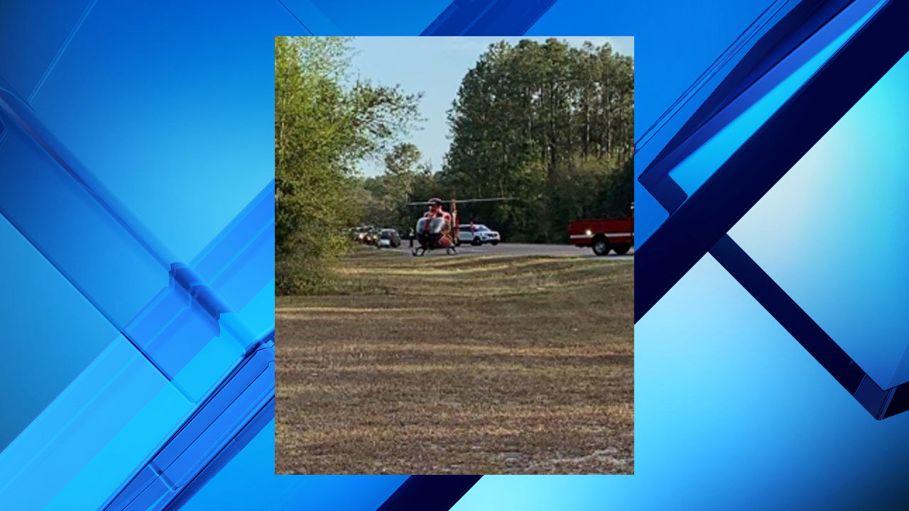 1 dead, 1 airlifted after crash on State Route 19 in Lake County
