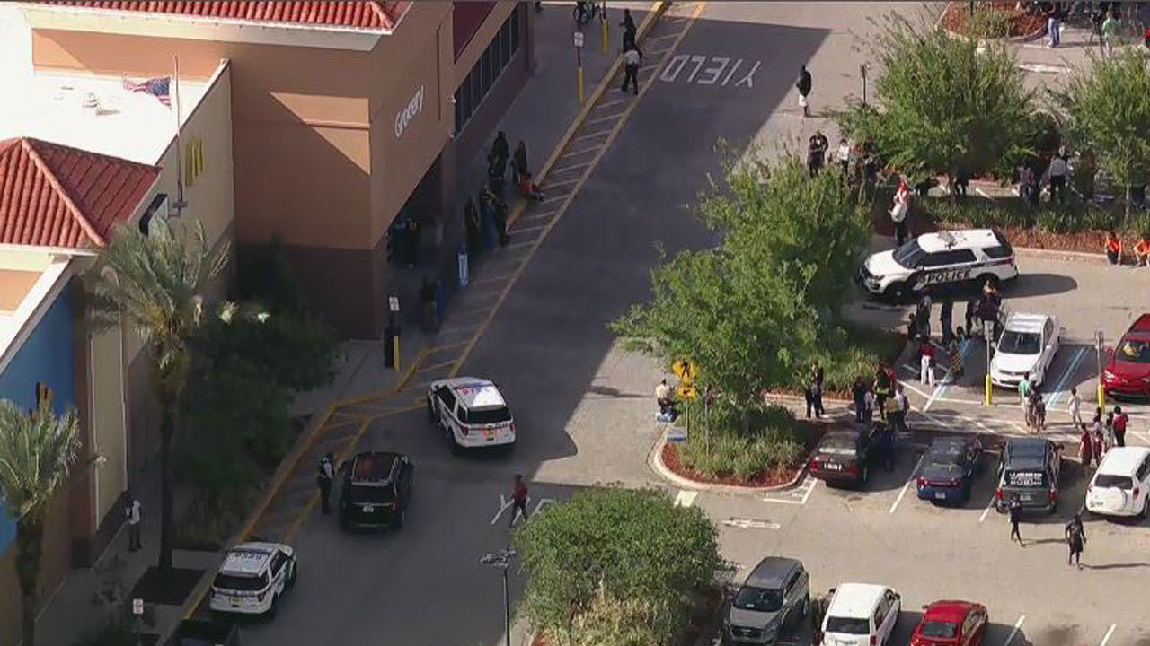 Parent looking for child causes false alarm at Walmart on