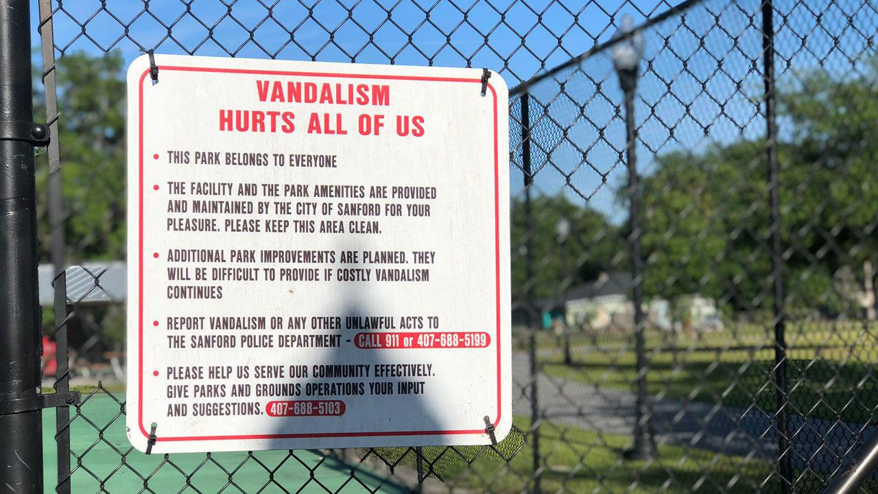 Sanford man accused of killing neighbors plants over