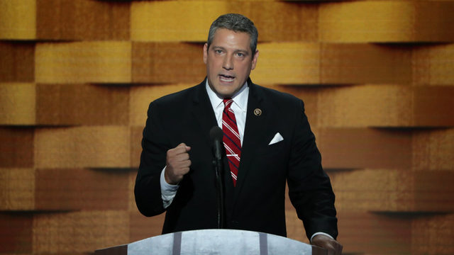 Who is Tim Ryan, Democratic candidate for president?