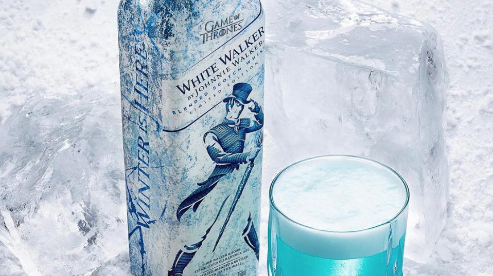 Johnnie Walker releases 'Game of Thrones' recipe with 'White Walker' whisky