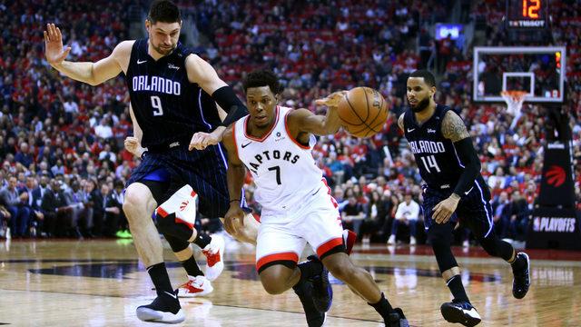 Orlando's season comes to an end, Toronto wins Game 5