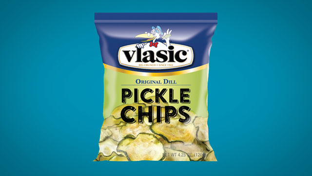 Pickle lovers rejoice: Pickle chips are on their way