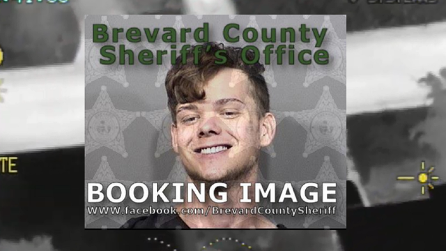 Police: Florida man smiles in mugshot after chase on motorcycle, fighting K-9