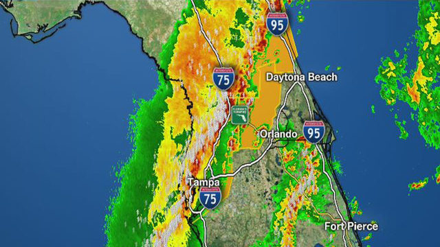 Weekend looking clear after storms roll through Central Florida