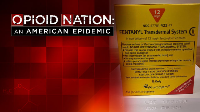 Mislabeled fentanyl patches lead to nationwide recall