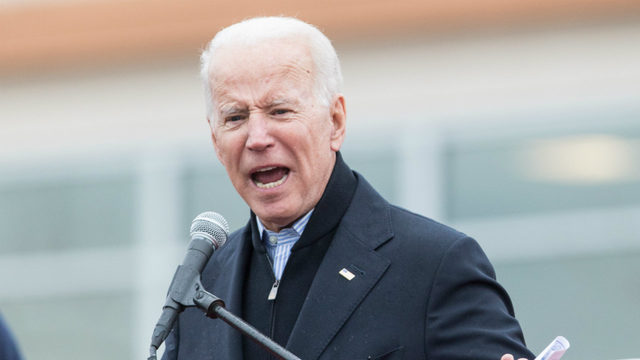 Who is Joe Biden, Democratic candidate for president?