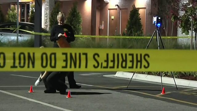 2 shot, 1 fatally, outside McDonald's in Orange County