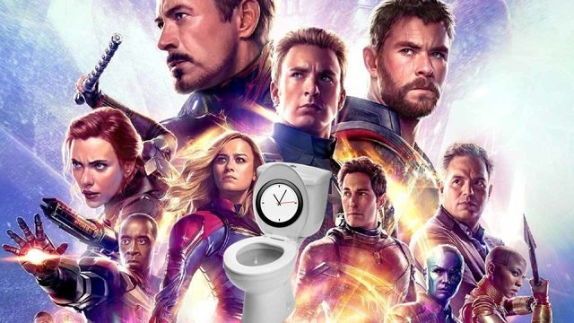 'Avengers: Endgame': The best times to take potty breaks -- if you must