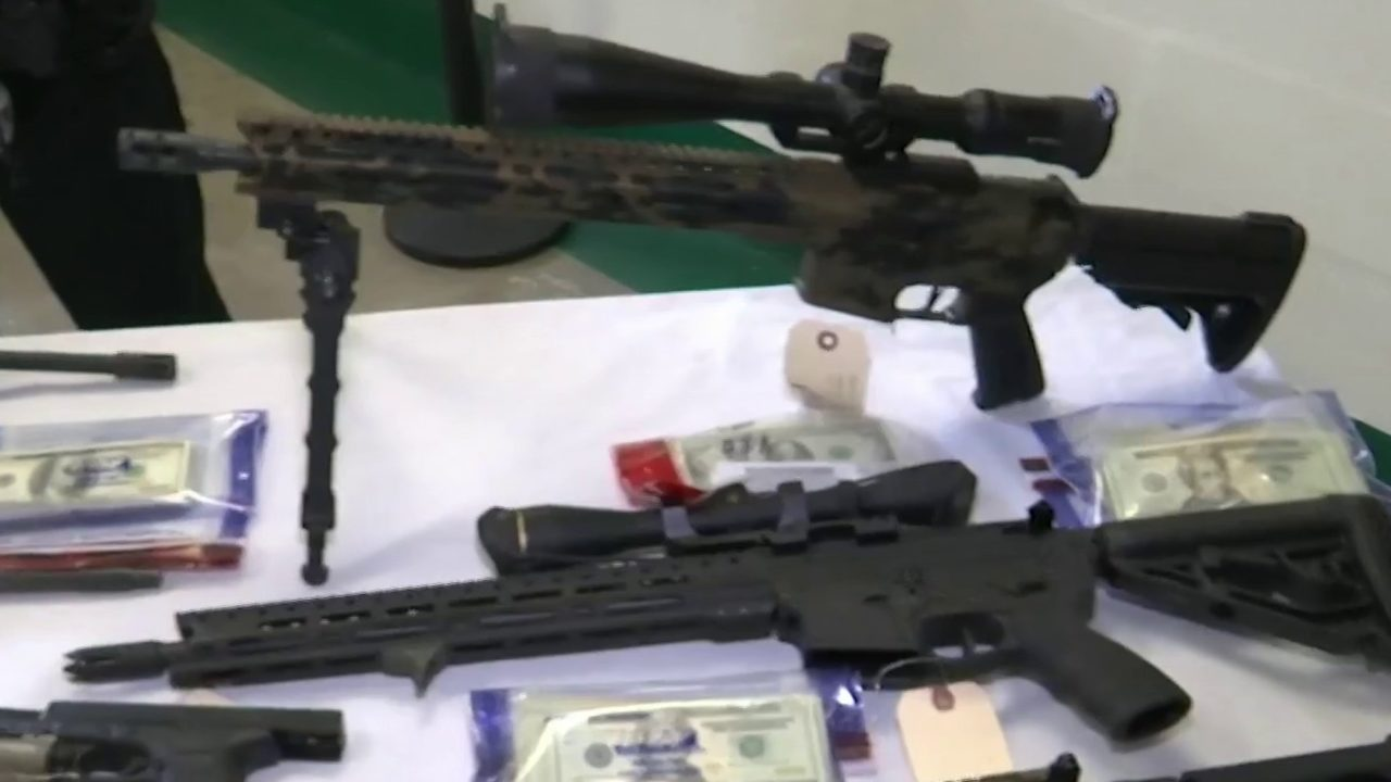 Brevard drug bust nets enough fentanyl to kill 500,000, dozens