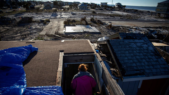 Insurers have yet to pay 15 percent of Hurricane Michael claims