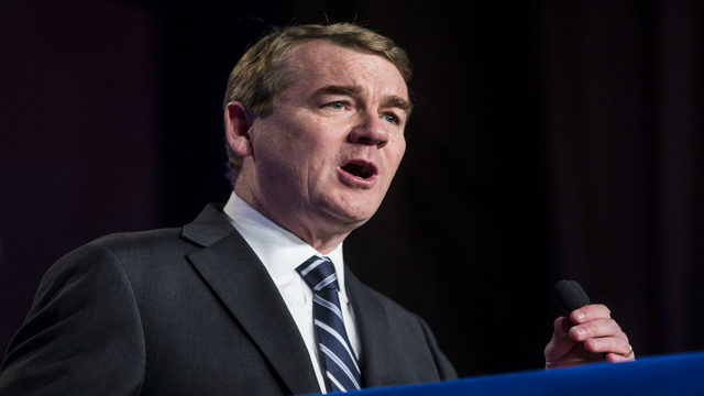 Who is Michael Bennet, Democratic candidate for president?