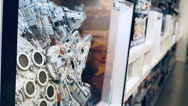 These 6 'Star Wars' Lego sets are some of the rarest in the galaxy