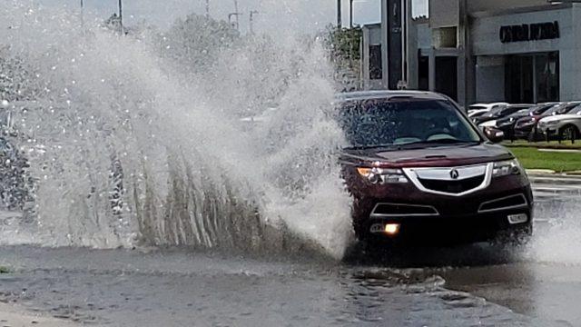 More sea breeze storms to soak Central Florida