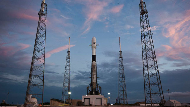 WATCH LIVE: SpaceX rocket launch