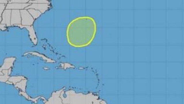 National Hurricane Center watching development of system in Atlantic