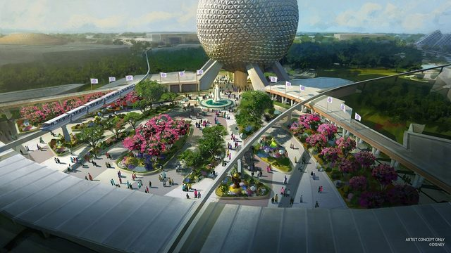 Everything you need to know about Epcot's renovation