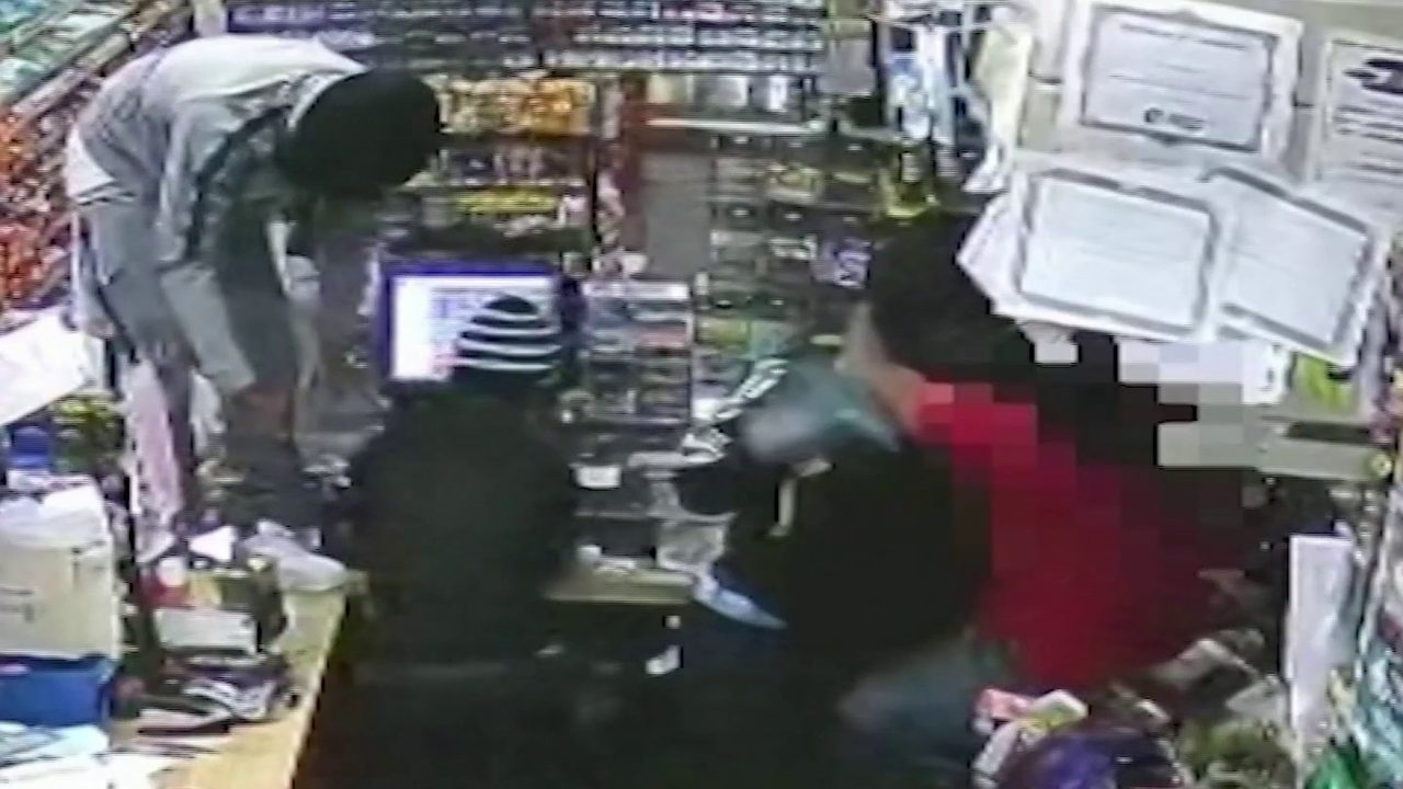 Teens arrested in 'violent' armed robbery, high-speed