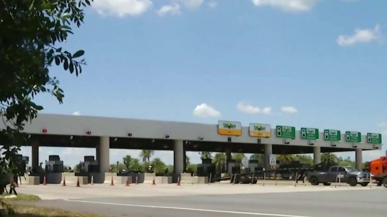 Florida Toll By Plate >> 70 Mile Stretch Of Turnpike Through Central Florida Going