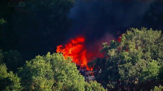 Orlando house fire