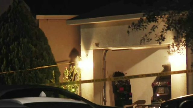 Son detained after 70-year-old father stabbed to death in Orange County