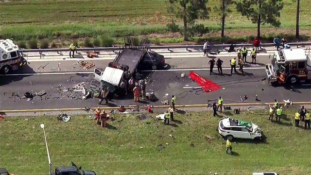Deadly crash on State Road 429