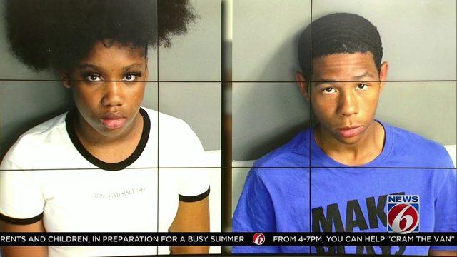 Mother speaks after teen's threat arrest