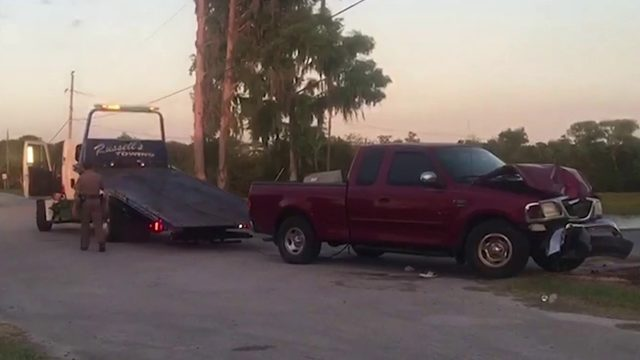Safety concerns rise for Osceola County homeowner after recent crashes
