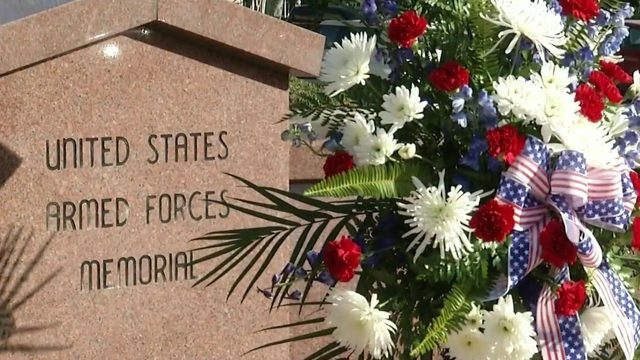 Honoring the fallen in Seminole County