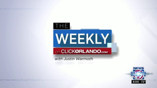 Orlando mayoral candidate Sam Ings sits down with Mike Holfeld on The Weekly