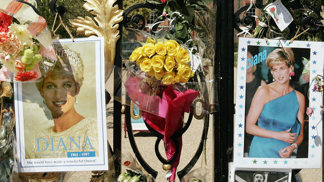 Attraction recreating Princess Diana's death causes outrage