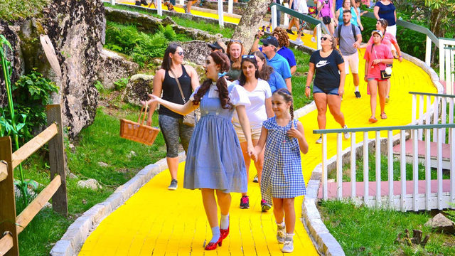 Once-abandoned 'Wizard of Oz' theme park to open select days this summer