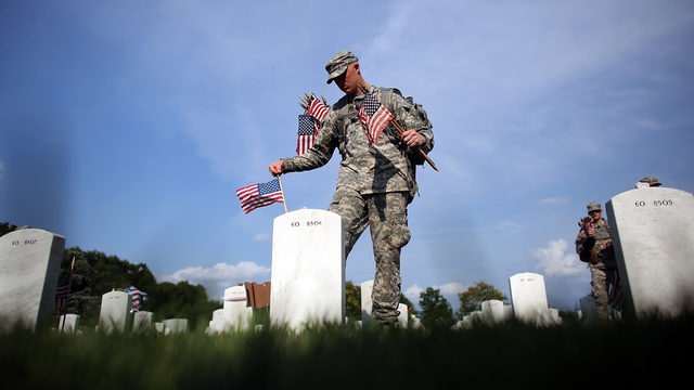 What to say instead of 'Happy Memorial Day'